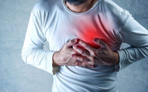 Exempel på sorg - Brustet hjärta